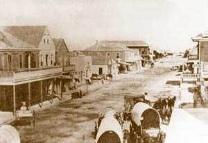 A Brief History Of Indianola Texas